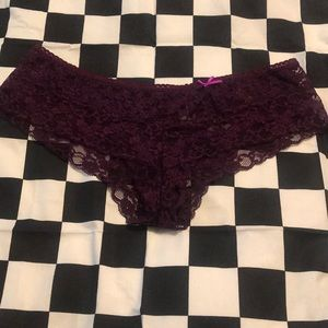 💜Purple Lace Panties💜